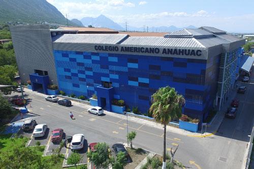Circuito Neuromotor : Colegio americano anáhuac